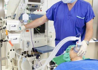 Anesthésie – Médecine de la douleur – Anesthésie de la femme enceinte